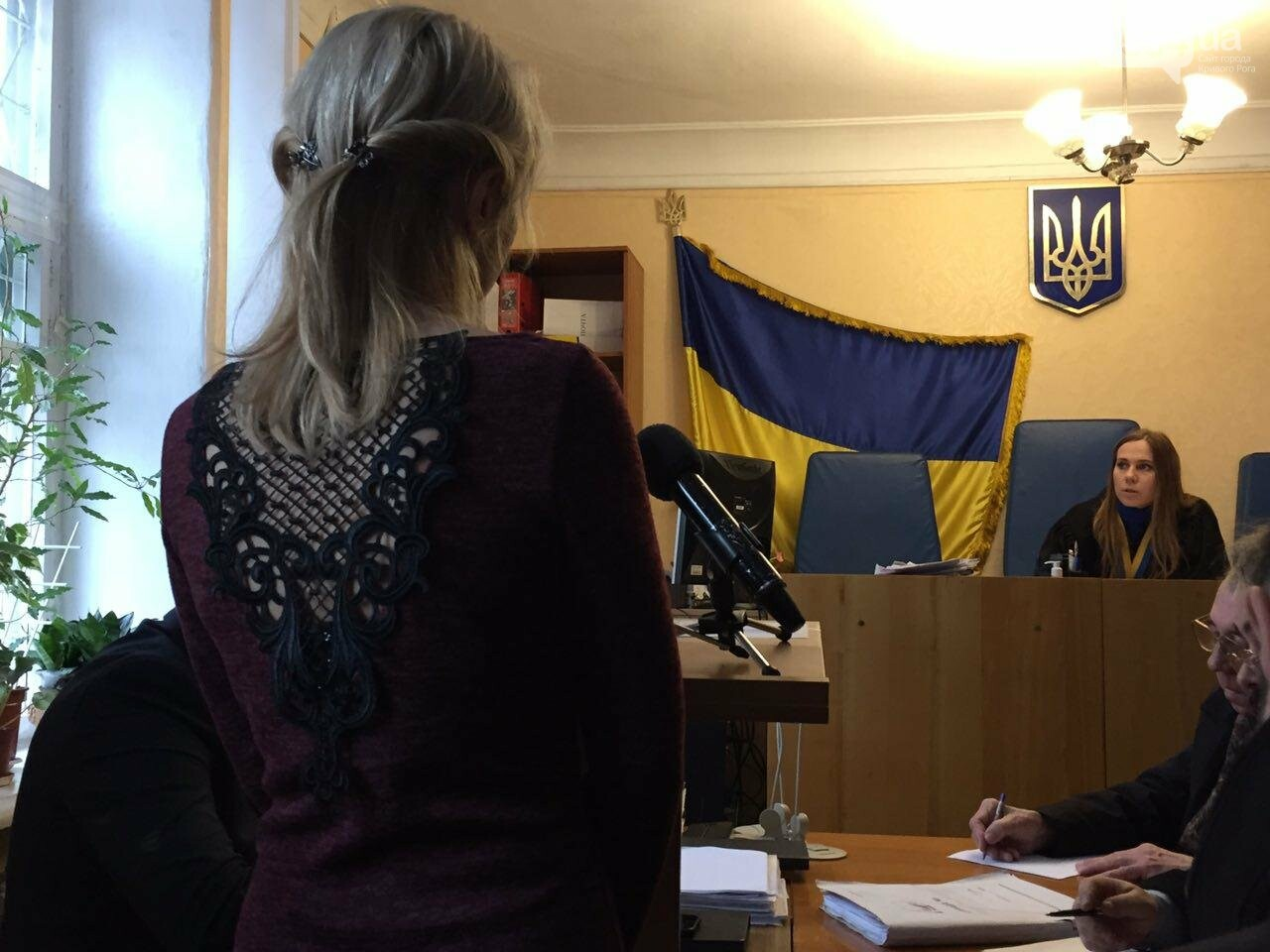 Криворожских журналистов в суде  допрашивают по делу Вячеслава Волка (ФОТО), фото-1