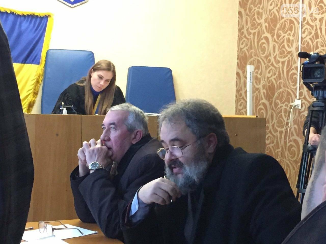 Криворожских журналистов в суде  допрашивают по делу Вячеслава Волка (ФОТО), фото-7
