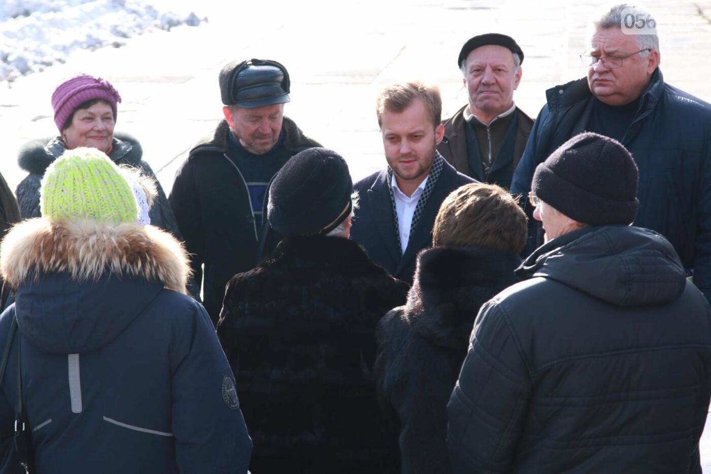 Константин Усов: мемориал Победы в Металлургическом районе будет восстановлен, фото-4