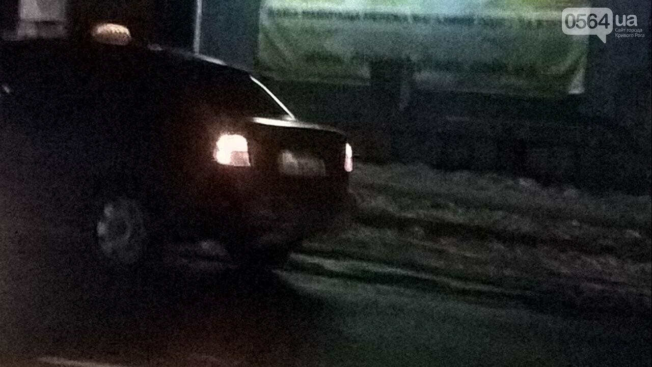 В Кривом Роге такси сбило нетрезвого пешехода (ФОТО), фото-5