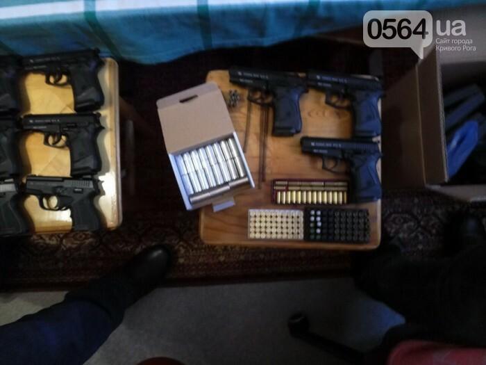 """На Днепропетровщине задержали """"умельца"""", продававшего криминальным элементам переделанное оружие (ФОТО), фото-1"""