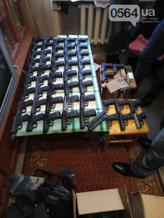 """На Днепропетровщине задержали """"умельца"""", продававшего криминальным элементам переделанное оружие (ФОТО), фото-2"""