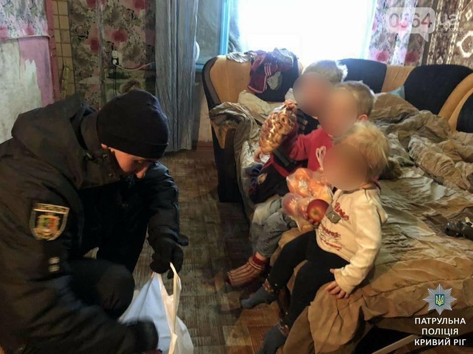 Криворожские патрульные в метель нашли на улице раздетого 5-летнего ребенка (ФОТО), фото-2