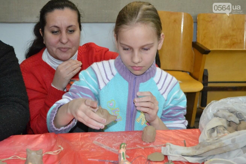 Мастер-класс по гончарству: В  музее Кривого Рога весну призывали свистом глиняных птиц (ФОТО, ВИДЕО), фото-1