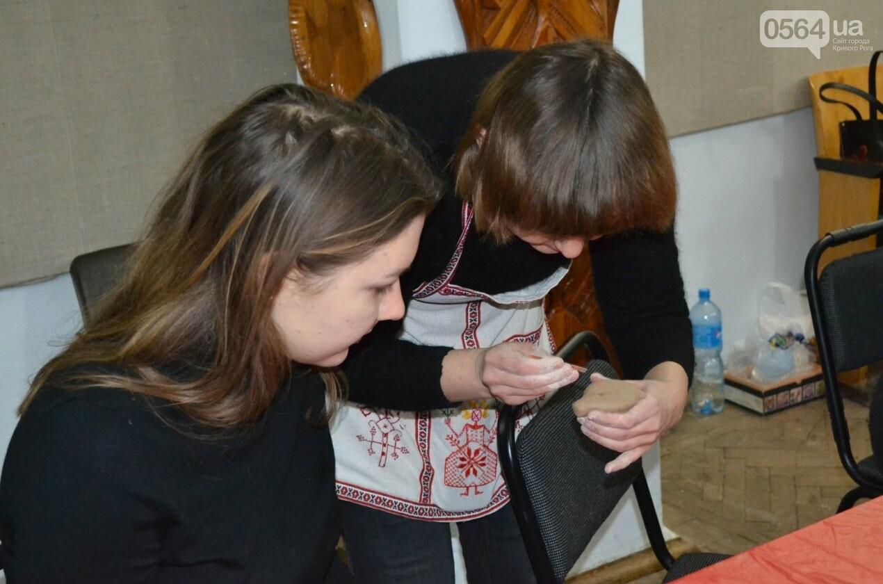 Мастер-класс по гончарству: В  музее Кривого Рога весну призывали свистом глиняных птиц (ФОТО, ВИДЕО), фото-2