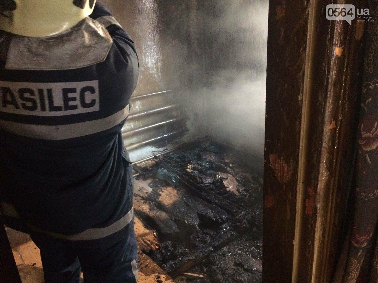 В Кривом Роге дедушка сгорел в собственном доме (ФОТО), фото-3