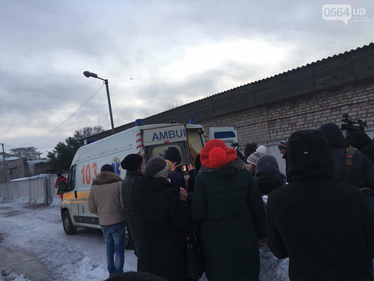 В Кривой Рог вернулся журналист Вячеслав Волк, тяжело раненый во время учений резервистов (ФОТО), фото-5