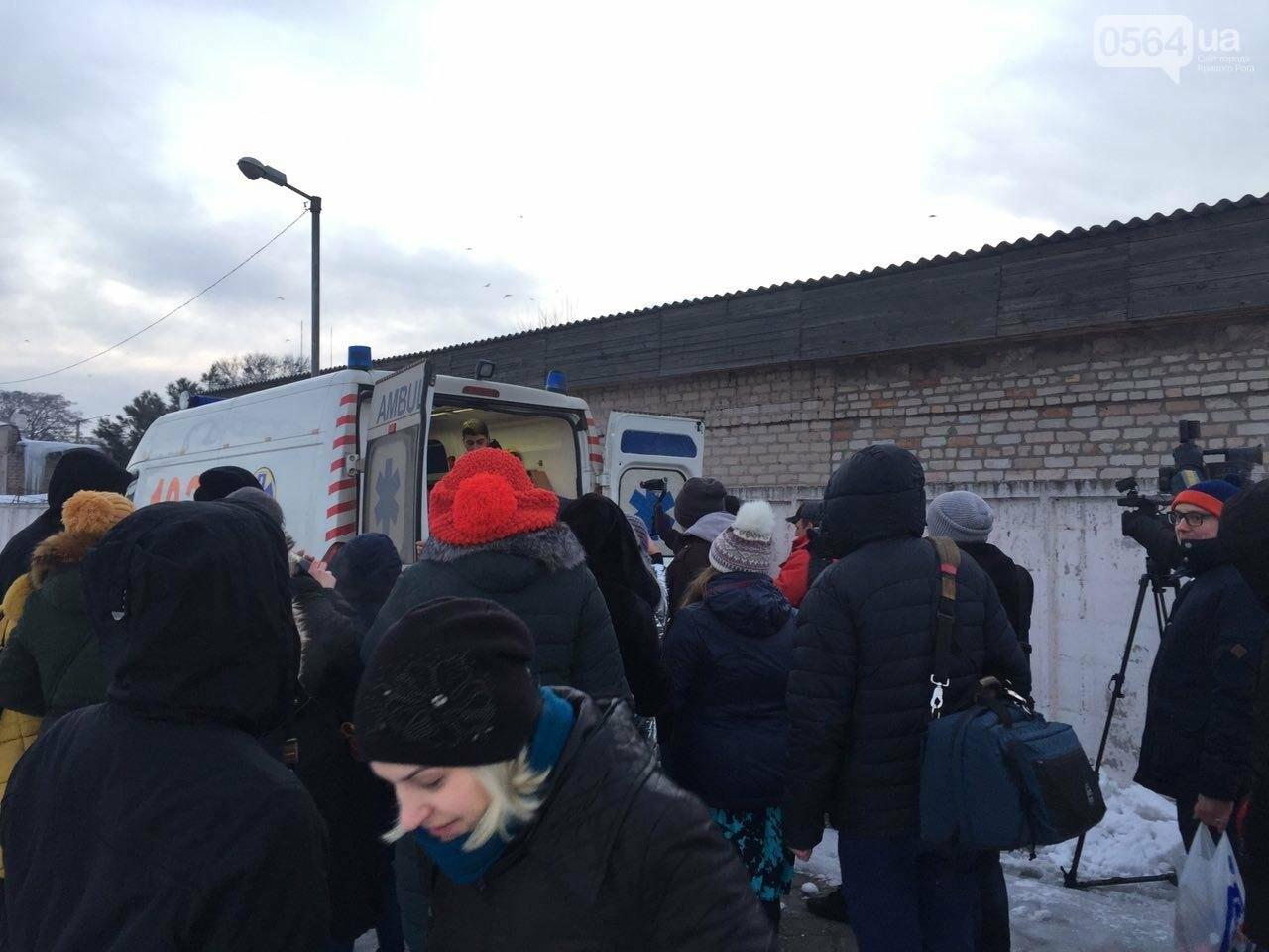 В Кривой Рог вернулся журналист Вячеслав Волк, тяжело раненый во время учений резервистов (ФОТО), фото-6