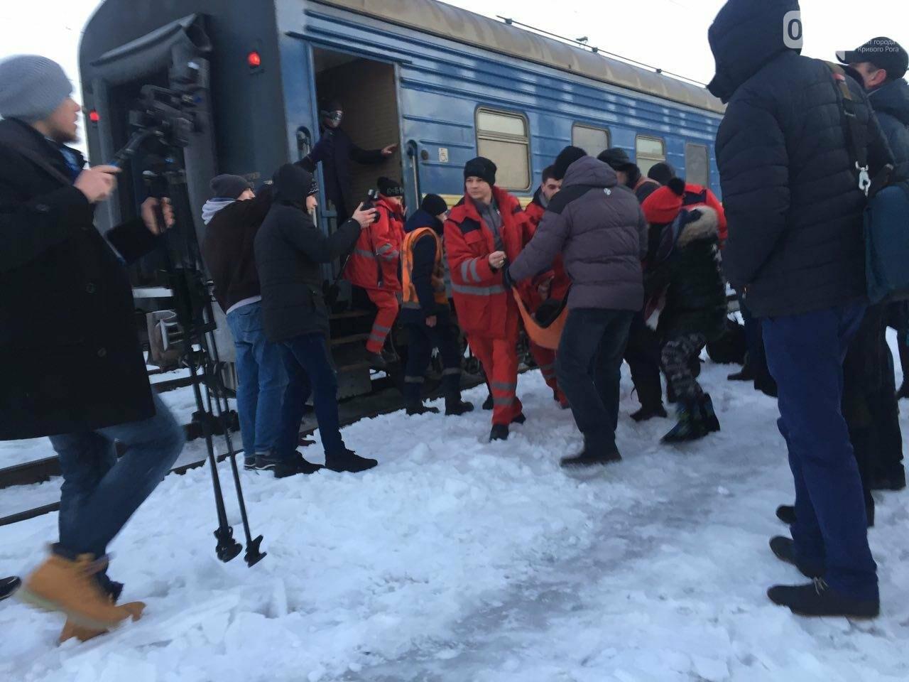 В Кривой Рог вернулся журналист Вячеслав Волк, тяжело раненый во время учений резервистов (ФОТО), фото-3