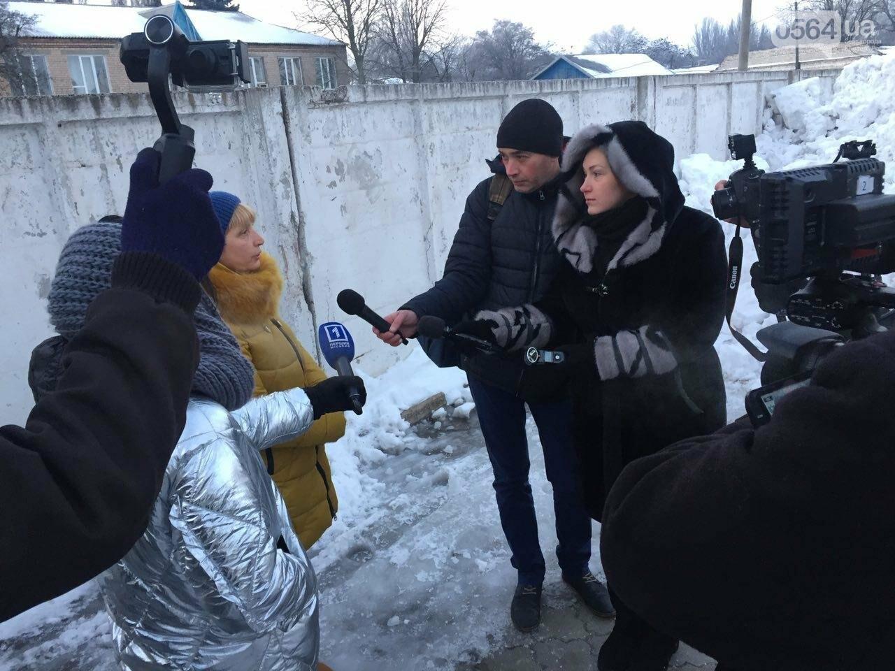 В Кривой Рог вернулся журналист Вячеслав Волк, тяжело раненый во время учений резервистов (ФОТО), фото-10
