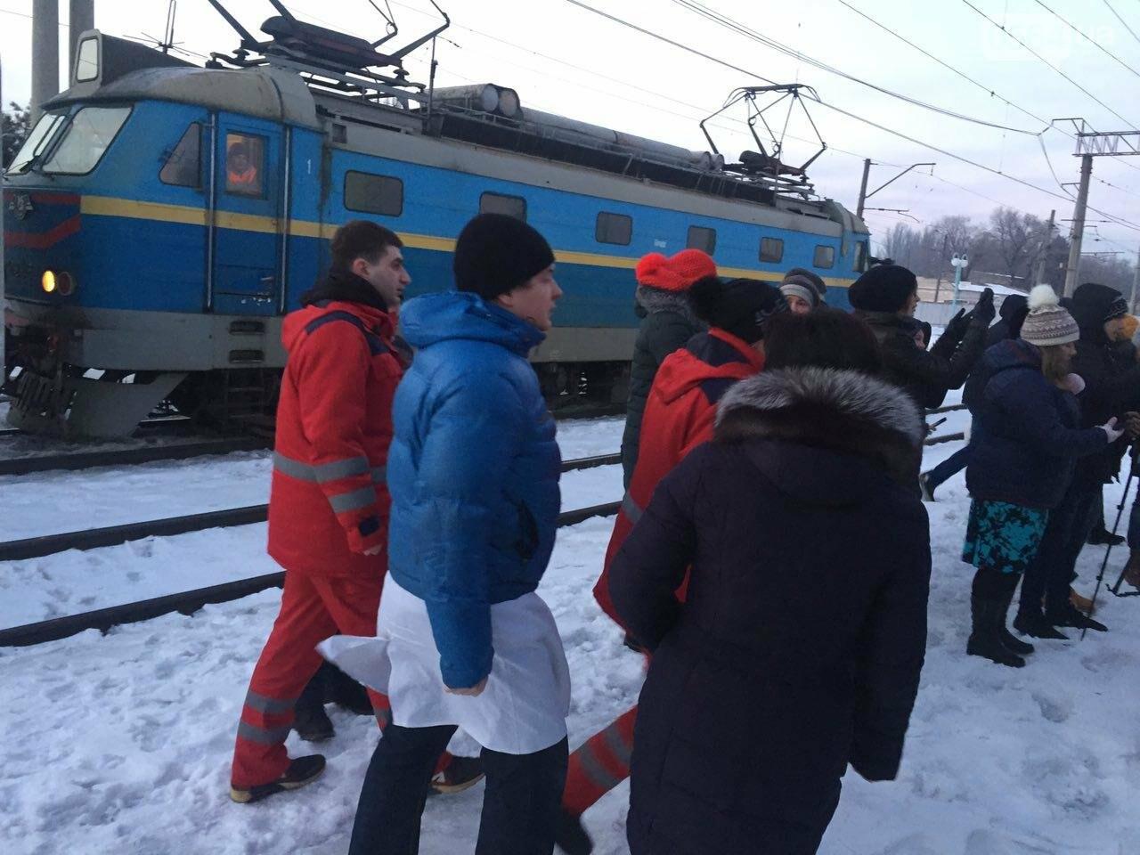 В Кривой Рог вернулся журналист Вячеслав Волк, тяжело раненый во время учений резервистов (ФОТО), фото-8