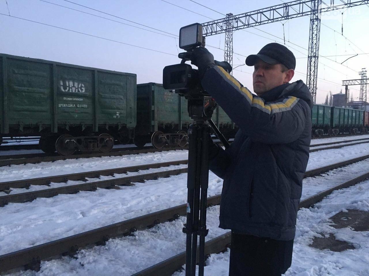 В Кривой Рог вернулся журналист Вячеслав Волк, тяжело раненый во время учений резервистов (ФОТО), фото-16