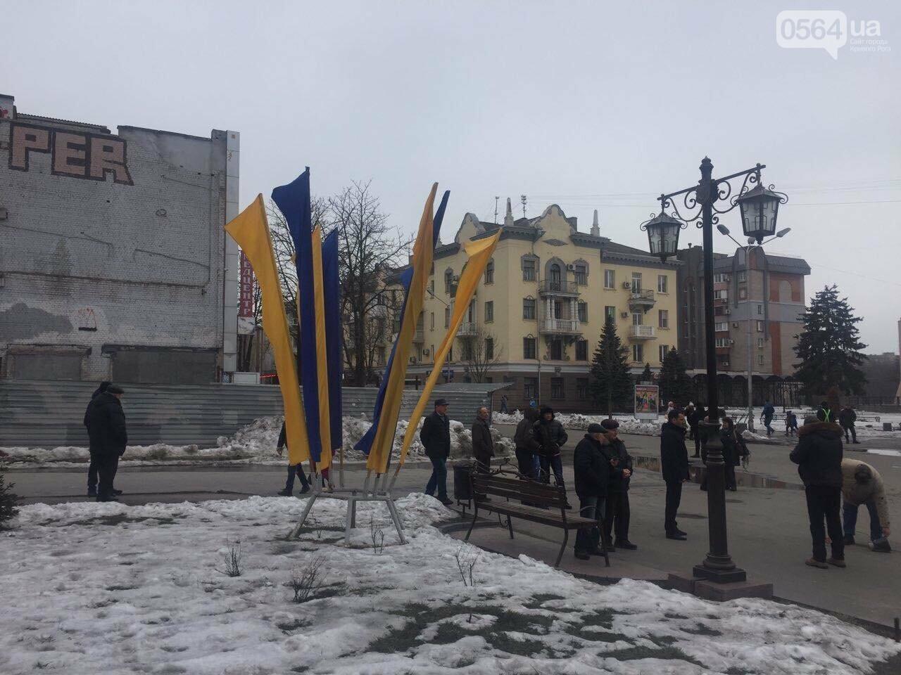В День рождения Кобзаря криворожские чиновники традиционно пришли к памятнику (ФОТО), фото-14