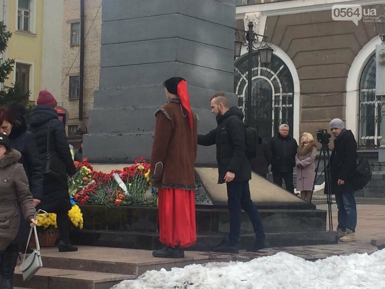 В День рождения Кобзаря криворожские чиновники традиционно пришли к памятнику (ФОТО), фото-2