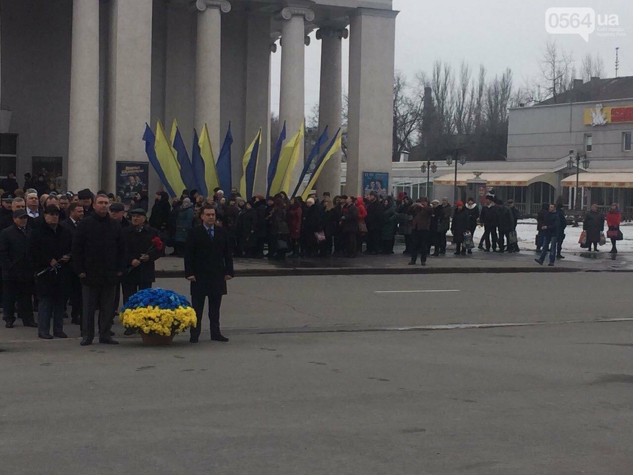 В День рождения Кобзаря криворожские чиновники традиционно пришли к памятнику (ФОТО), фото-6