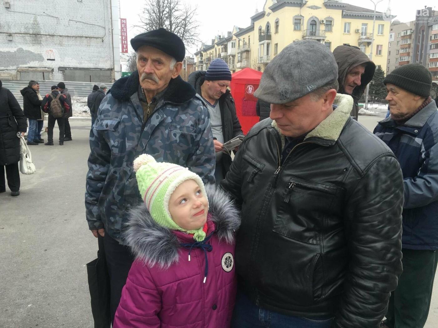 Над проспектом Почтовым в Кривом Роге сегодня звучат слова Кобзаря (ФОТО, ВИДЕО), фото-8