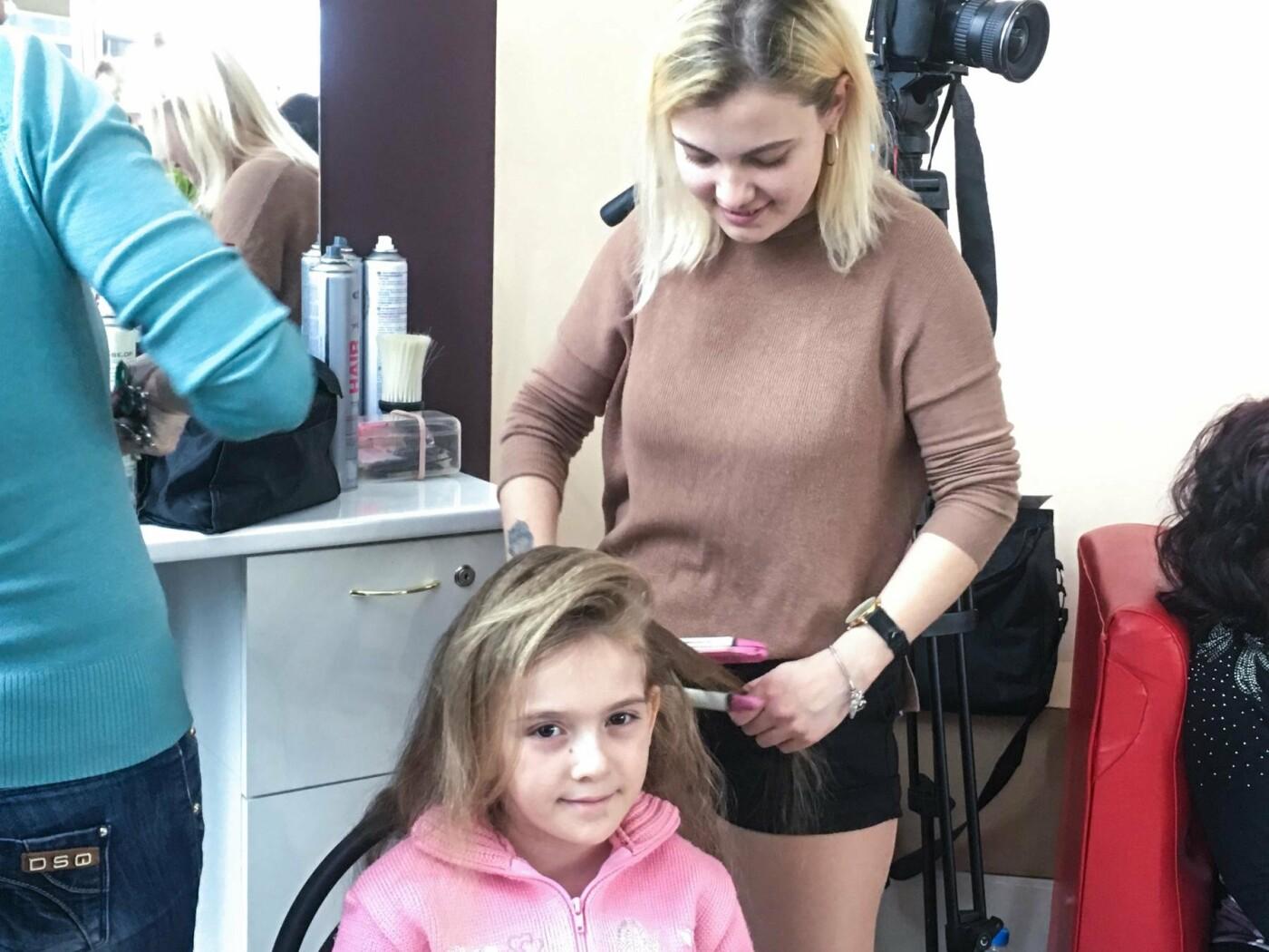 """""""Я - красивая мама"""": криворожанки, воспитывающие особенных деток, приняли участие в благотворительной акции  (ФОТО), фото-7"""