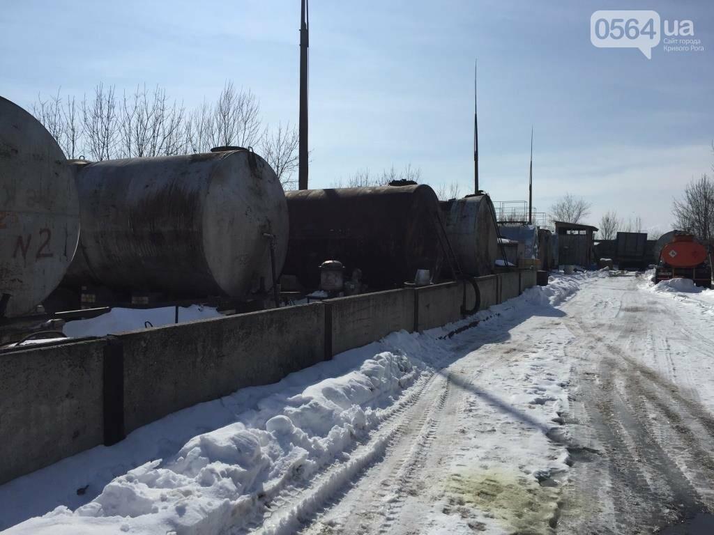 В Кривом Роге закрыли 2 подпольных цеха по производству ГСМ, фото-1