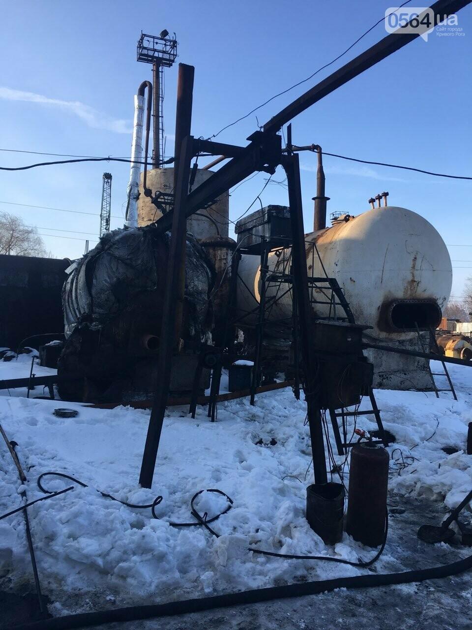 В Кривом Роге закрыли 2 подпольных цеха по производству ГСМ, фото-3
