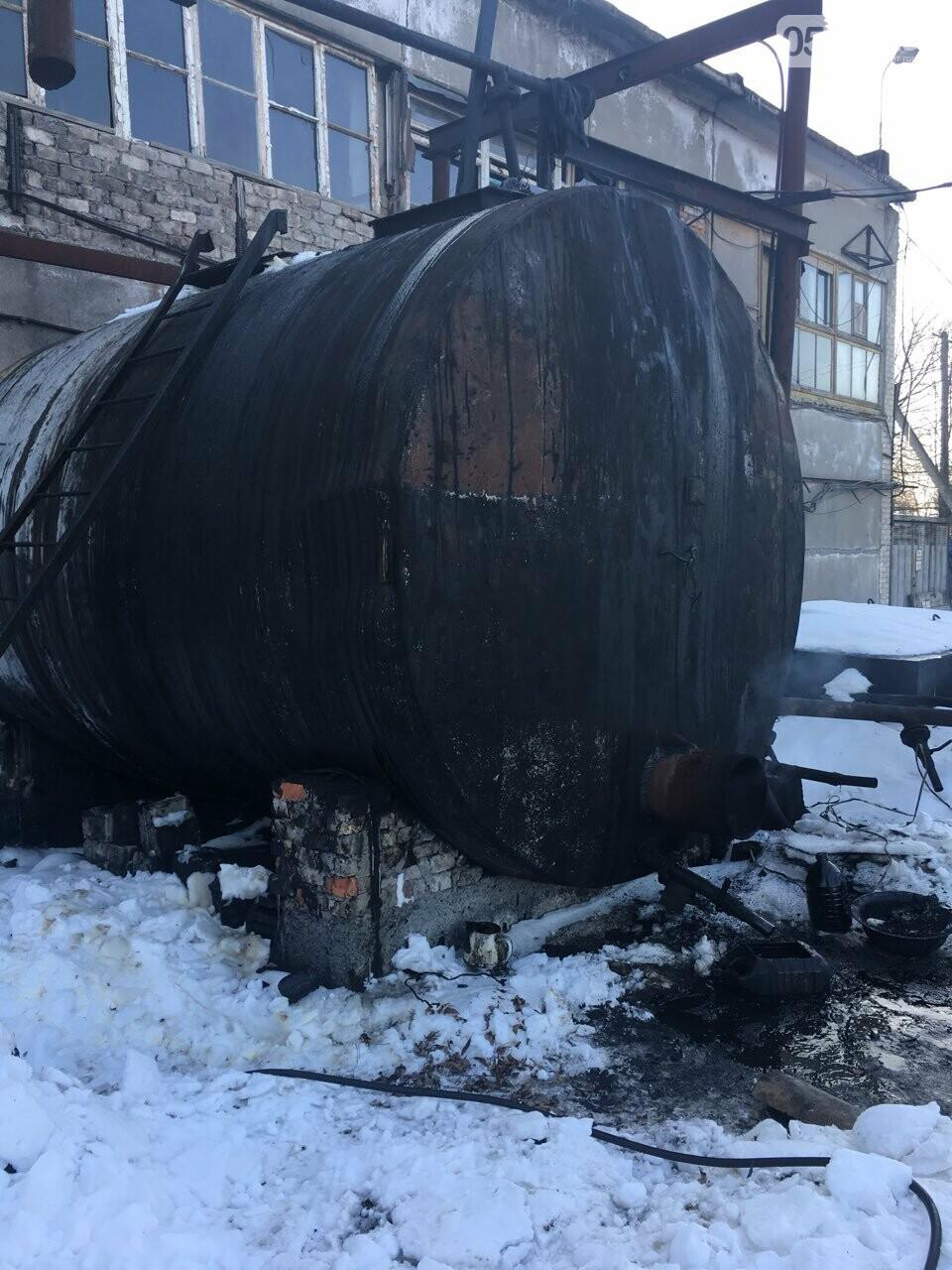 В Кривом Роге закрыли 2 подпольных цеха по производству ГСМ, фото-5