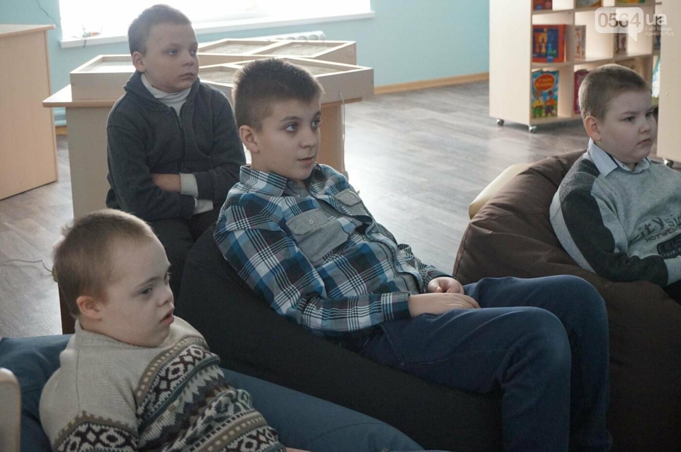 Приближаясь к Европе: Как в школах Кривого Рога внедряют инклюзию (ФОТО), фото-8