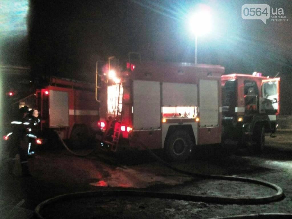 В Кривом Роге масштабный пожар возник на складе лесоматериалов (ФОТО), фото-2