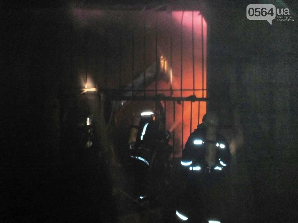 В Кривом Роге масштабный пожар возник на складе лесоматериалов (ФОТО), фото-1