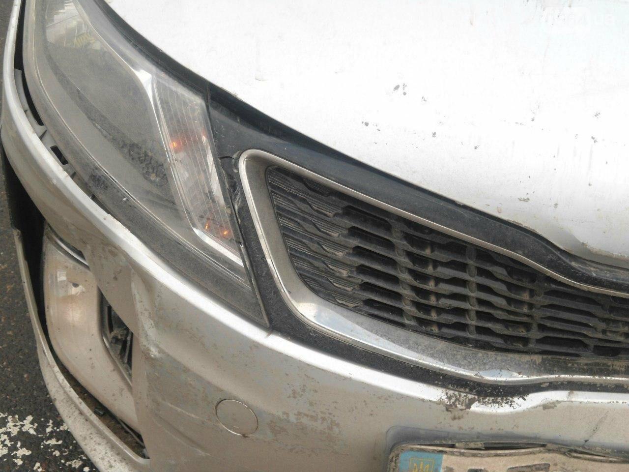 "ДТП в Кривом Роге: на светофоре  ""Kia""  влетел в ""Chevrolet"" (ФОТО), фото-4"