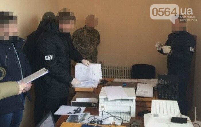 На Днепропетровщине задержали военкома на взятке от участника АТО, фото-1