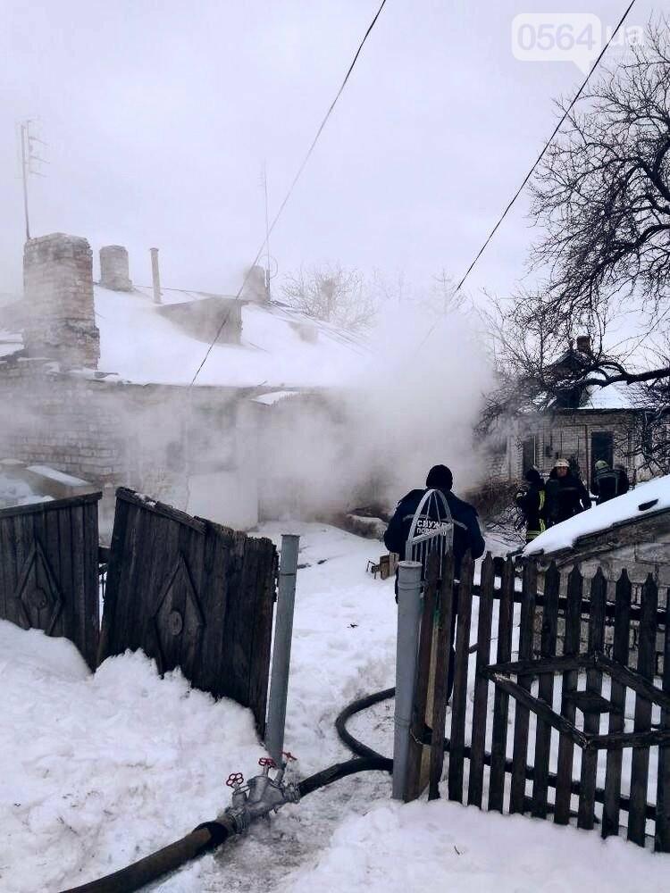 В Кривом Роге на пожаре погибли мужчина и женщина, фото-4