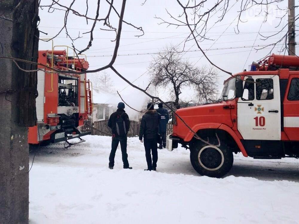 В Кривом Роге на пожаре погибли мужчина и женщина, фото-2