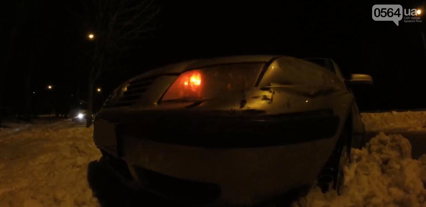 Неудачная попытка обгона в Кривом Роге завершилась аварией (ФОТО), фото-1