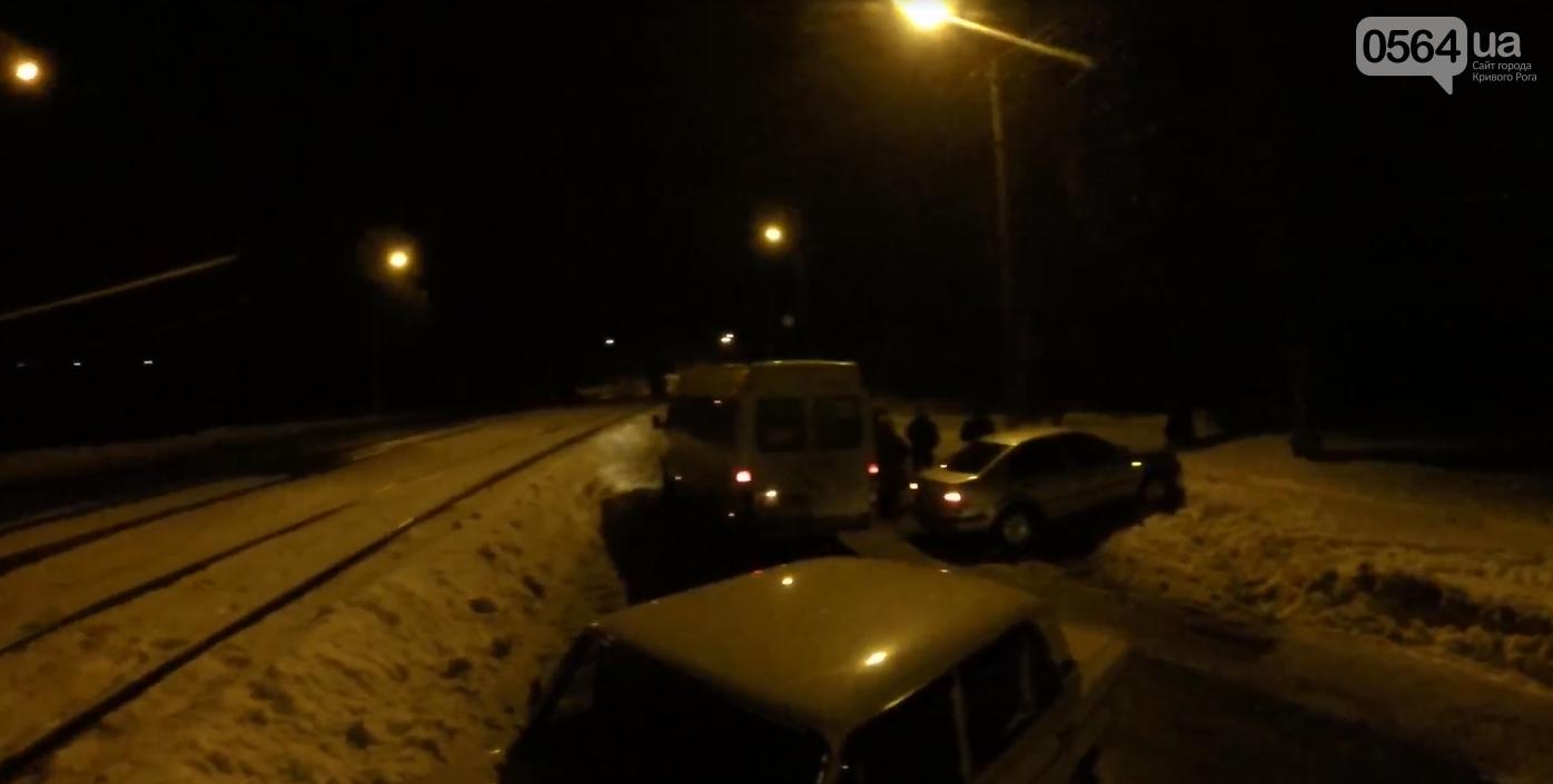 Неудачная попытка обгона в Кривом Роге завершилась аварией (ФОТО), фото-4