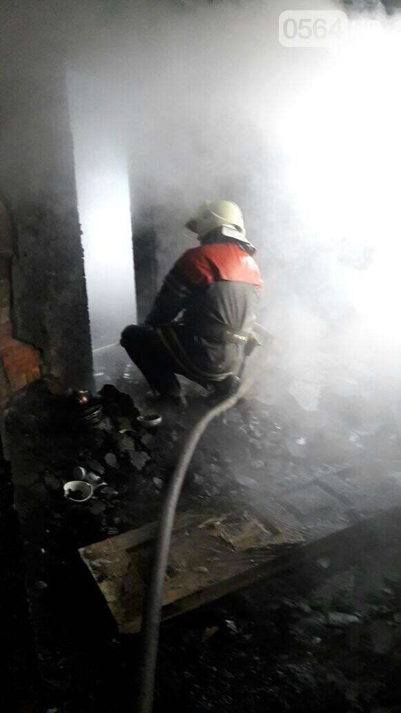 Под Кривым Рогом на пожаре пострадали двое малышей (ФОТО), фото-1