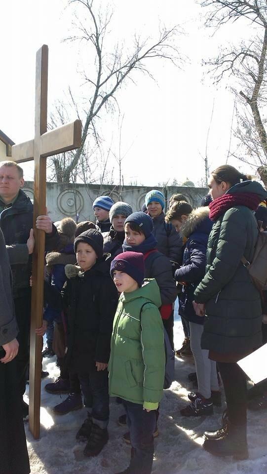 Криворожские пластуны приняли участие в Крестном пути накануне Пасхи (ФОТО), фото-5