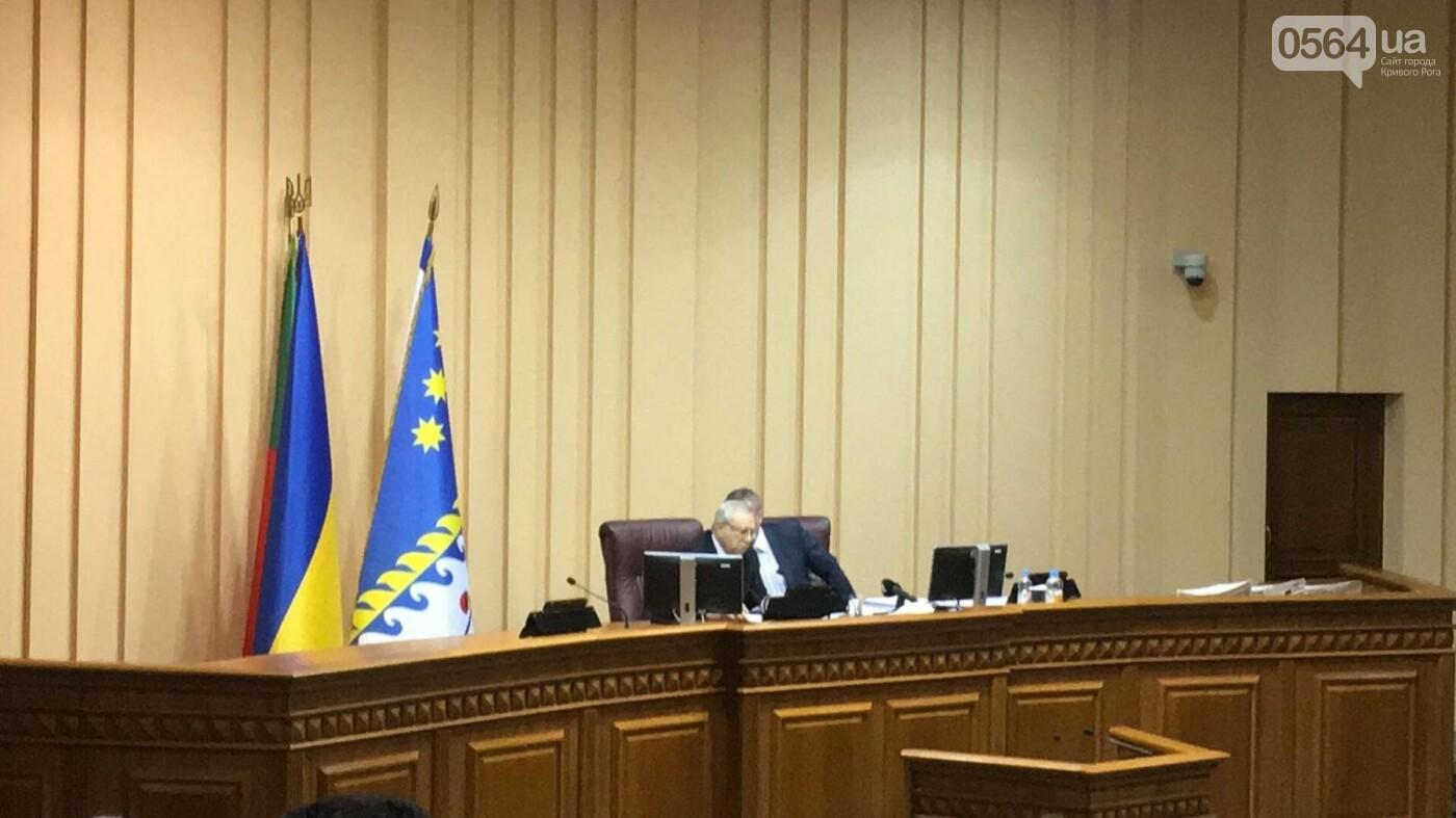 Сессия Криворожского горсовета началась с минуты молчания (ФОТО), фото-8
