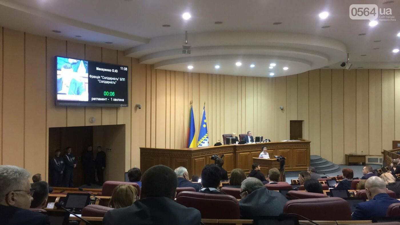 С обвинениями и воспоминаниями криворожские депутаты поддержали петицию о спасении поликлиники на Макулане (ФОТО), фото-2