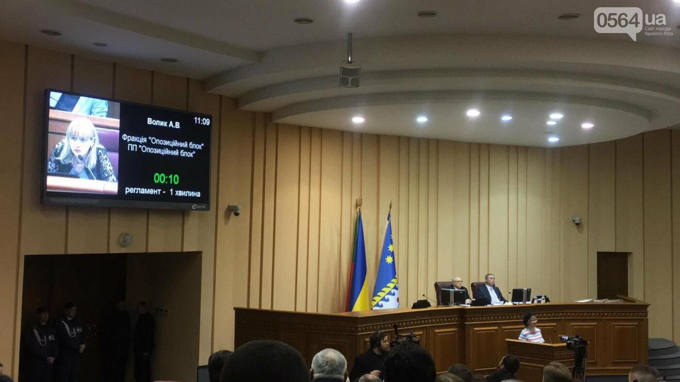 С обвинениями и воспоминаниями криворожские депутаты поддержали петицию о спасении поликлиники на Макулане (ФОТО), фото-4