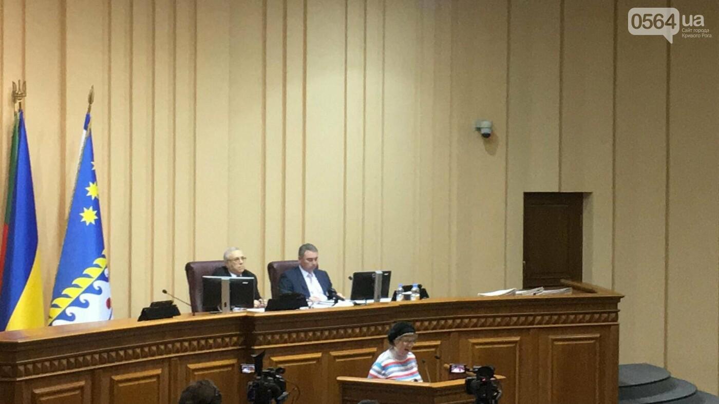 С обвинениями и воспоминаниями криворожские депутаты поддержали петицию о спасении поликлиники на Макулане (ФОТО), фото-5