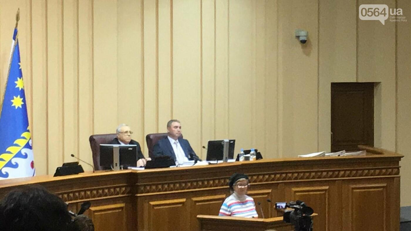 С обвинениями и воспоминаниями криворожские депутаты поддержали петицию о спасении поликлиники на Макулане (ФОТО), фото-6