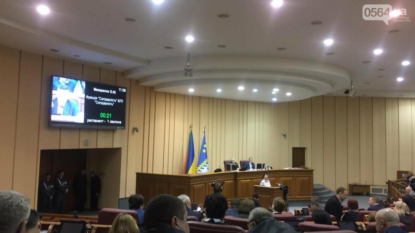 С обвинениями и воспоминаниями криворожские депутаты поддержали петицию о спасении поликлиники на Макулане (ФОТО), фото-8