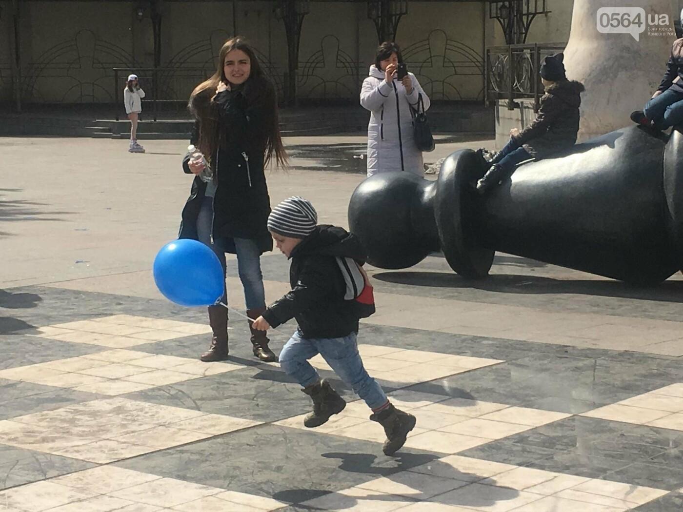 В Кривом Роге проходит акция ко Всемирному дню распространения информации о проблеме аутизма (ФОТО), фото-6