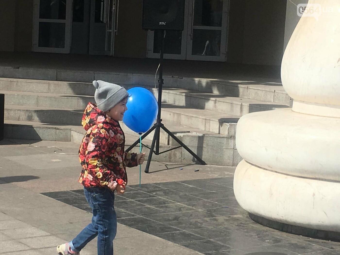 В Кривом Роге проходит акция ко Всемирному дню распространения информации о проблеме аутизма (ФОТО), фото-3