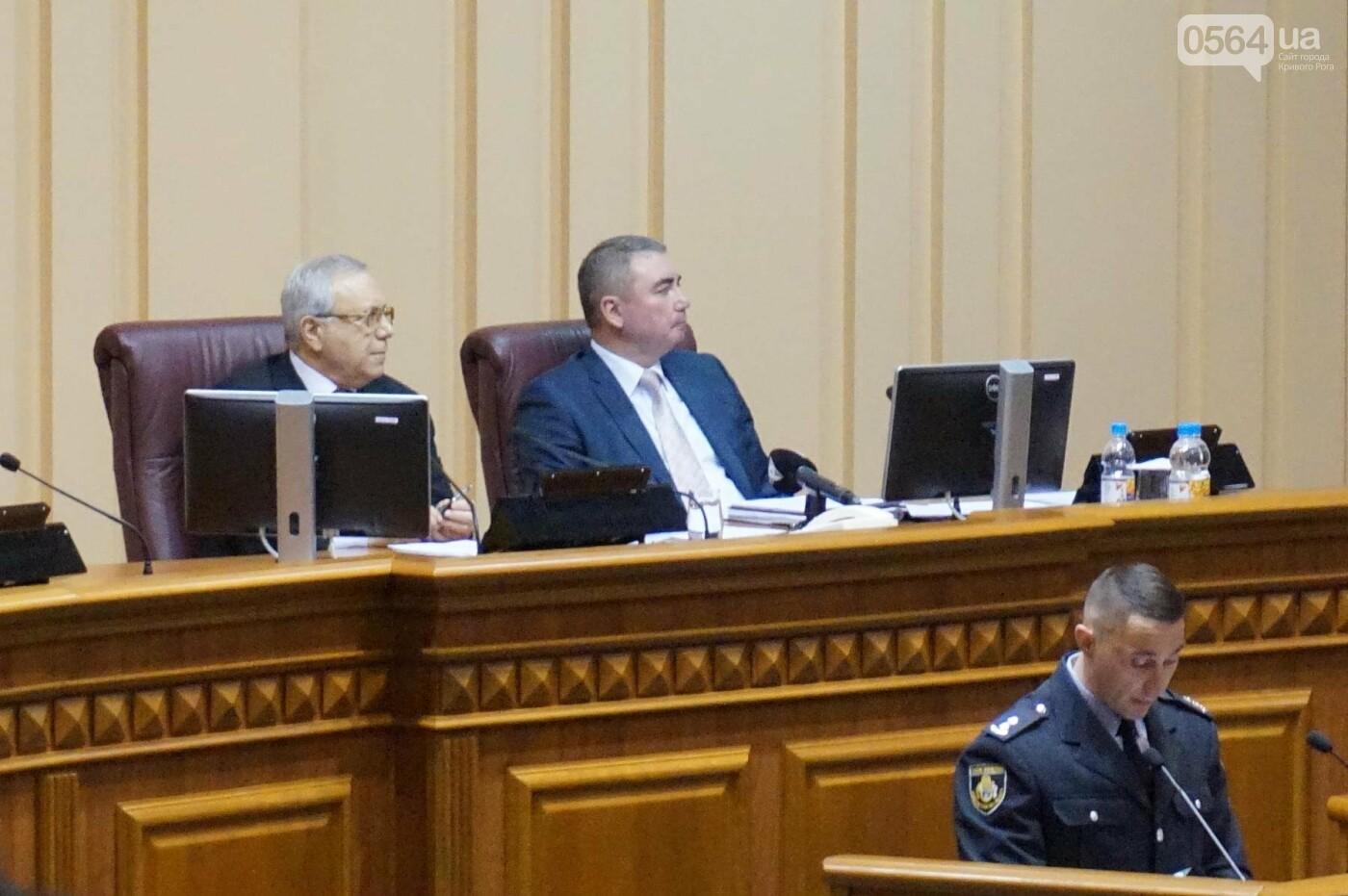 Начальник полиции отчитался перед депутатами о криминогенной ситуации в Кривом Роге (ФОТО), фото-9