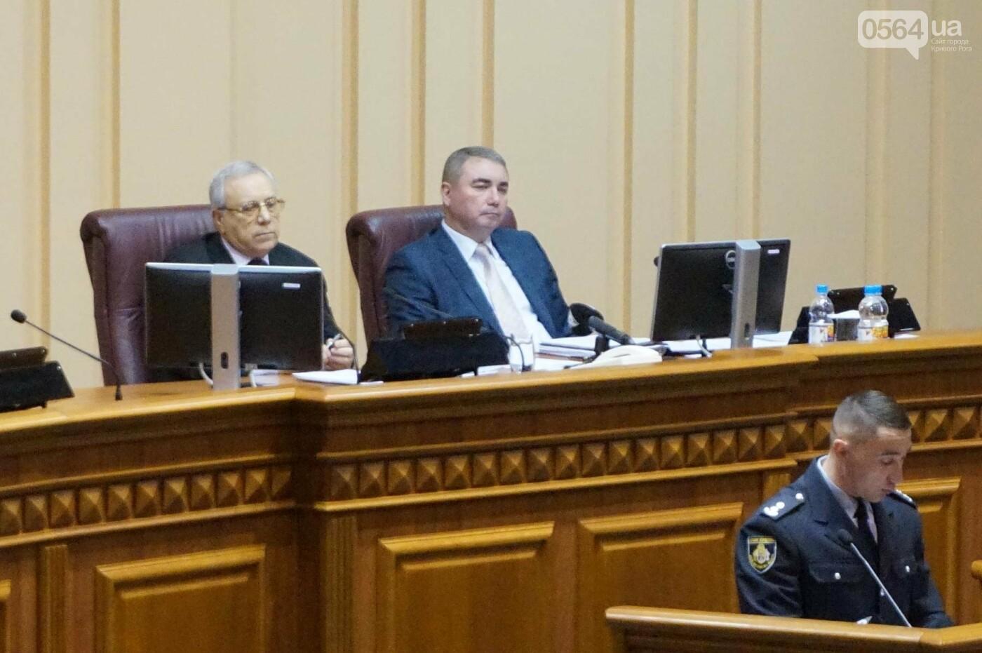 Начальник полиции отчитался перед депутатами о криминогенной ситуации в Кривом Роге (ФОТО), фото-1