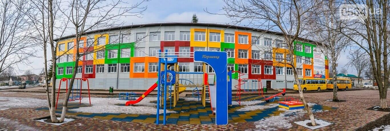 ОГА: За три года на Днепропетровщине отремонтировали более 70 школ (ФОТО), фото-2