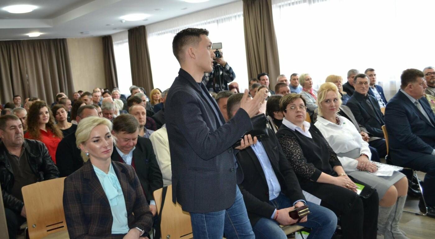 На Днепропетровщине создана областная организация Аграрной партии. Ее лидером избран Владимир Мельник (ФОТО), фото-3