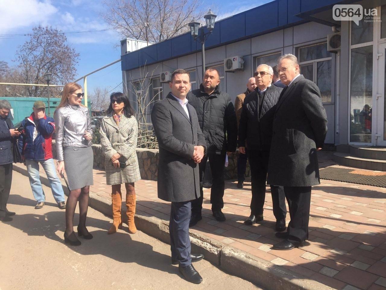 В Кривом Роге запустили первый асфальтный завод и рассказали о планах по ремонту дорог (ФОТО), фото-8