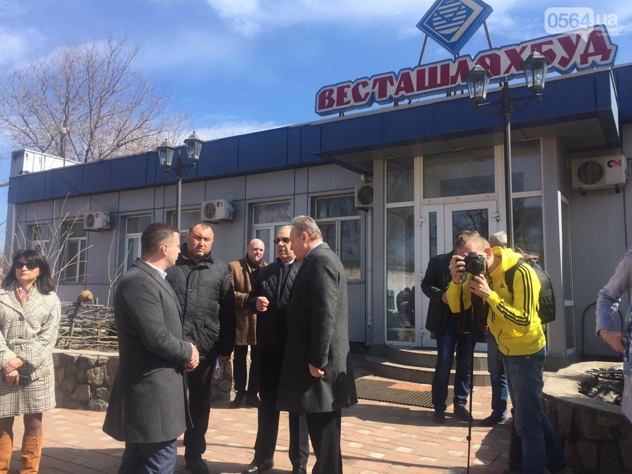 В Кривом Роге запустили первый асфальтный завод и рассказали о планах по ремонту дорог (ФОТО), фото-9