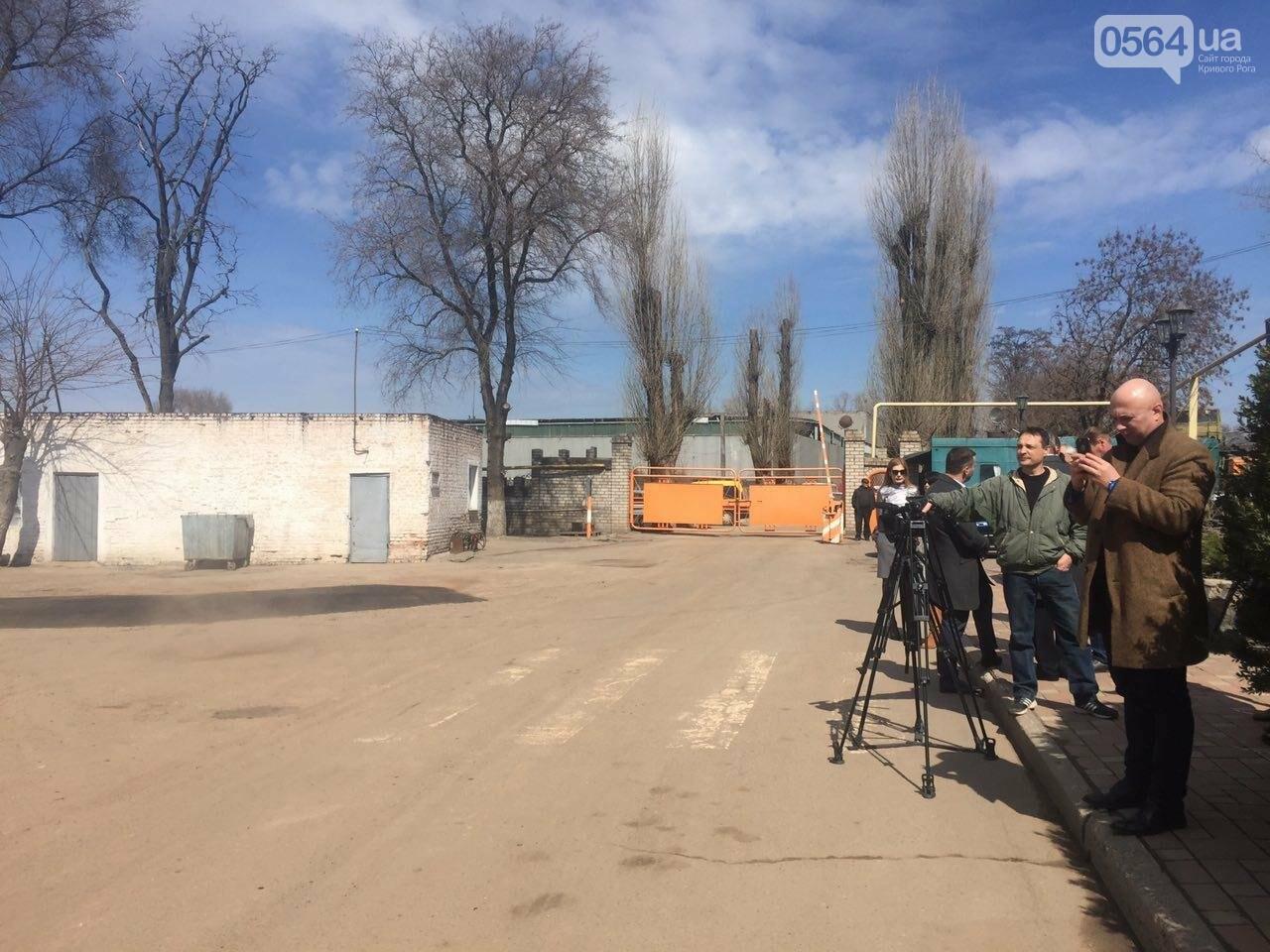 В Кривом Роге запустили первый асфальтный завод и рассказали о планах по ремонту дорог (ФОТО), фото-12
